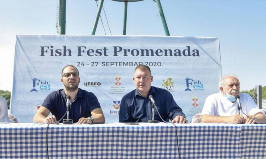 MEETING WITH THE MEDIA ON THE OCCASION OF THE 14TH FISH FEST